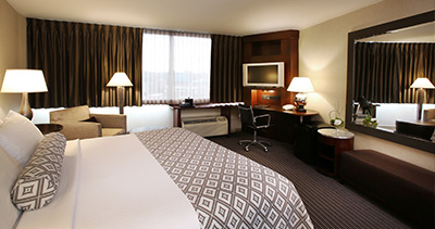 Syracuse Hotel Services & Amenities