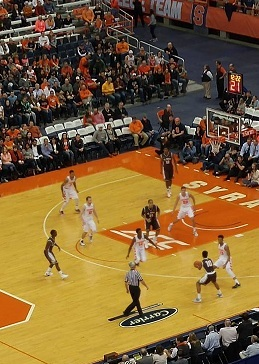 hotels near syracuse university and carrier dome basketball from crowne plaza syracuse